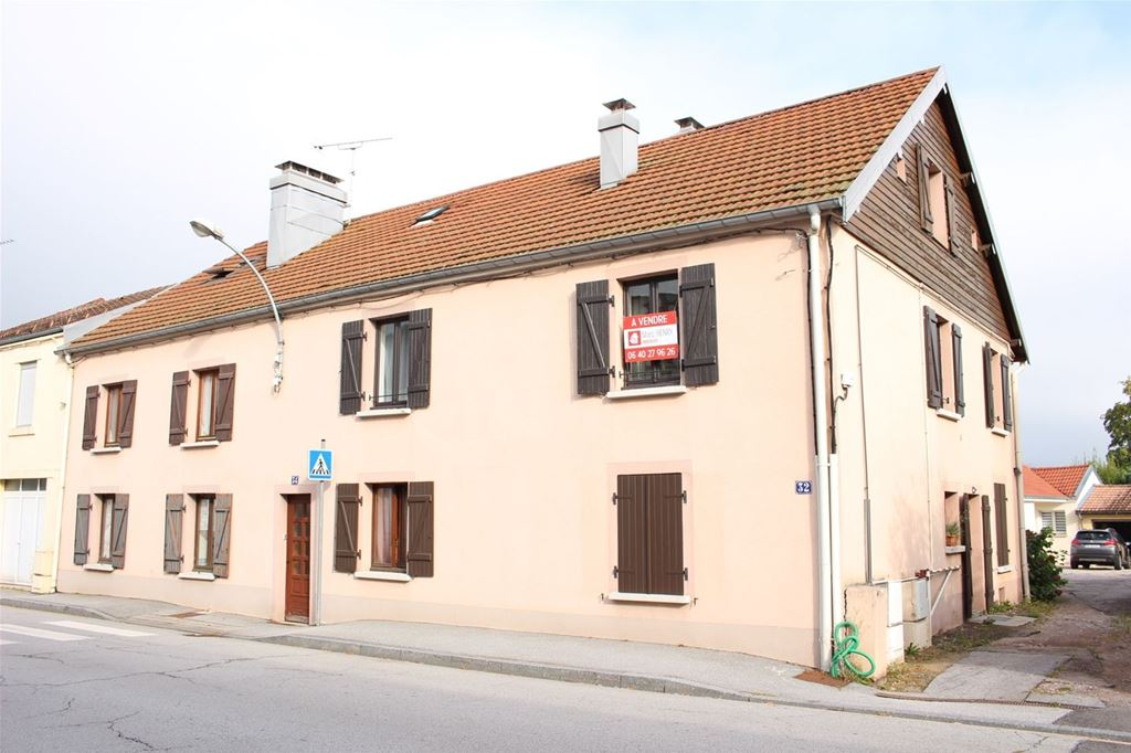 Appartement Appartement REMIREMONT 87000€ Marc HENRY IMMOBILIER