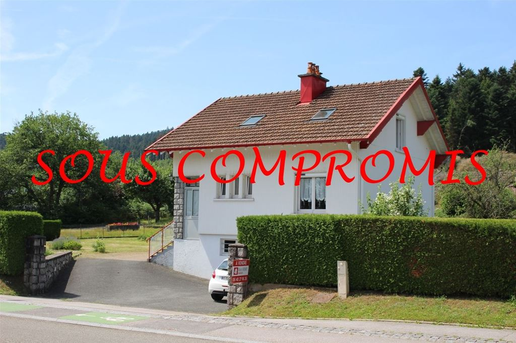 Maison REMIREMONT 159000€ Marc HENRY IMMOBILIER