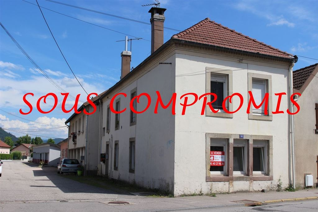 Appartement Appartement REMIREMONT 55000€ Marc HENRY IMMOBILIER