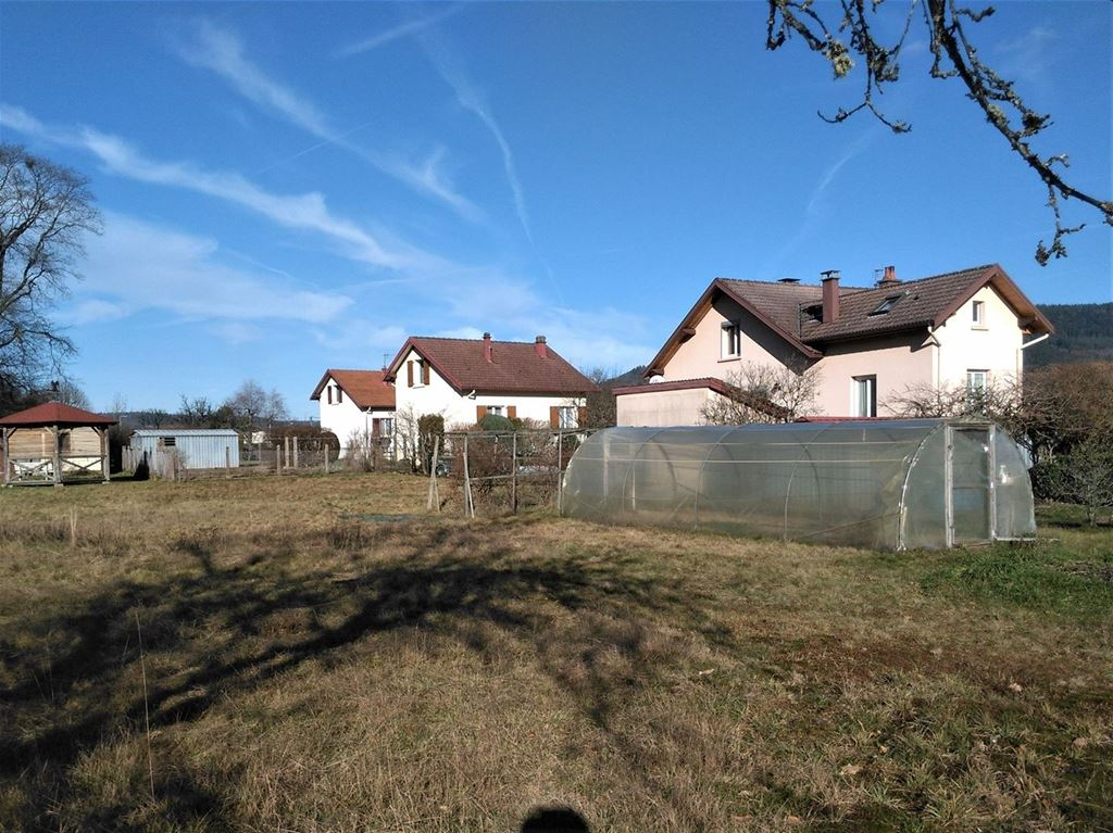 Terrain REMIREMONT (88200) Marc HENRY IMMOBILIER