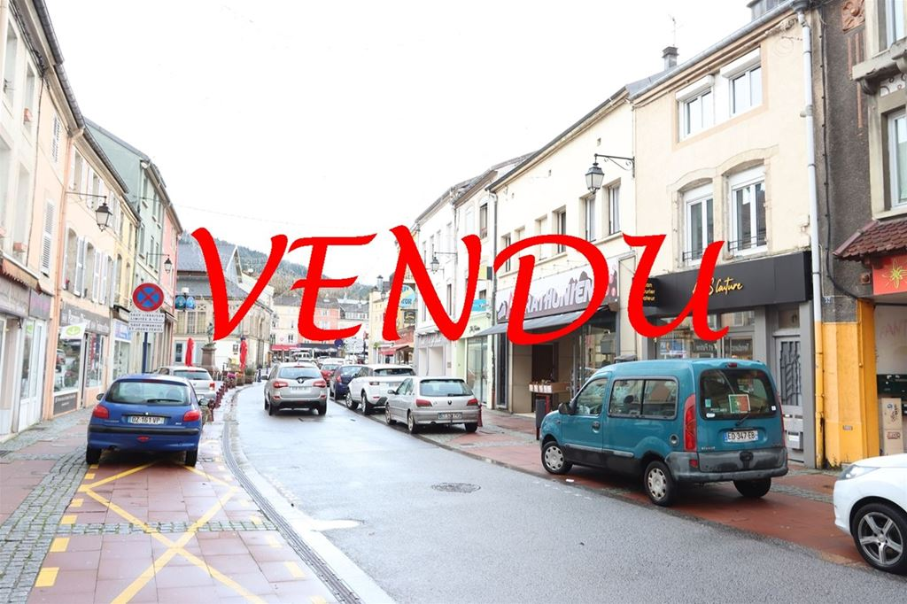 Appartement Appartement REMIREMONT 39500€ Marc HENRY IMMOBILIER